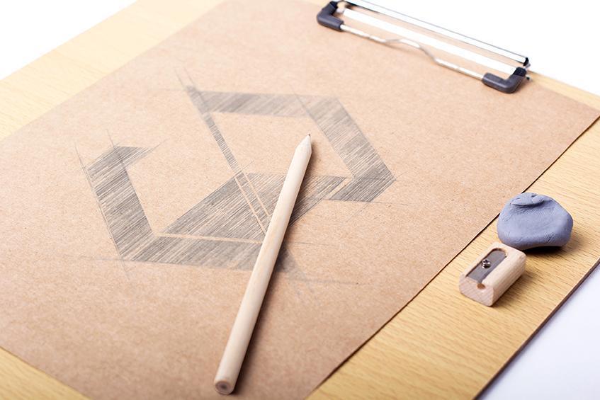 Criação de Logotipo e Identidade visual Sólida Engenharia - BuenoSites
