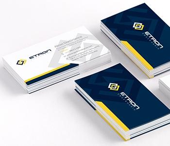 ETRON Engenharia - Logotipo - Buenosites