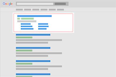 Buscador do google - posição dos anúncios no Google Adwords - Buenosites