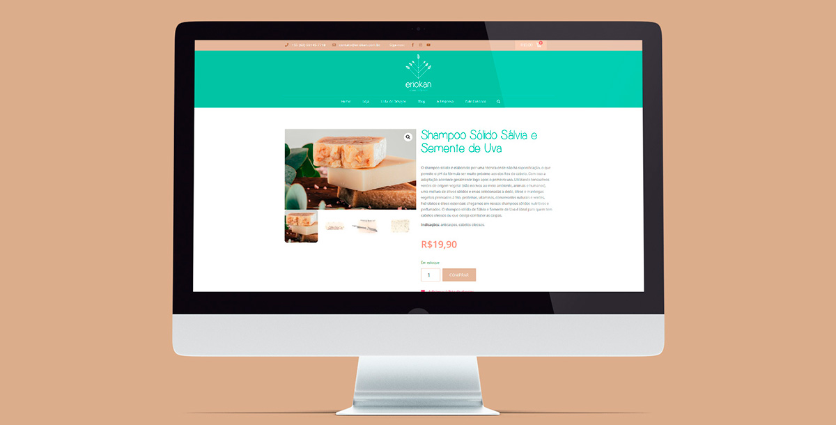 eriokan - Criação de Sites - Buenosites