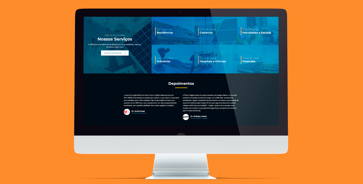AWR - Criação de Sites - Buenosites